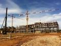 Tower A & C Construction Progress