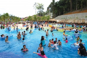 WP Wave Pool