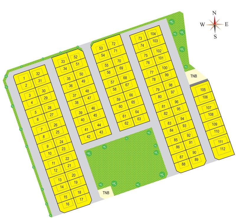 bukit-gambang-2-site-plan